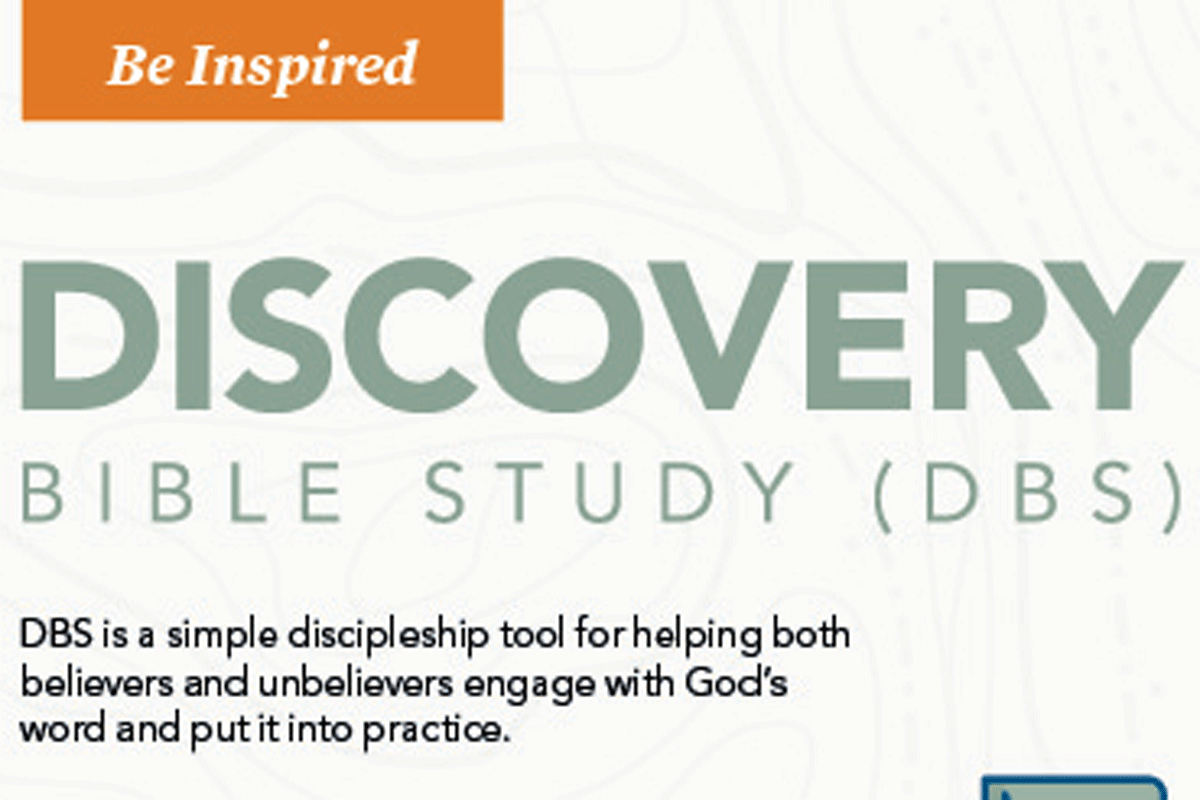 Discovery Bible Study