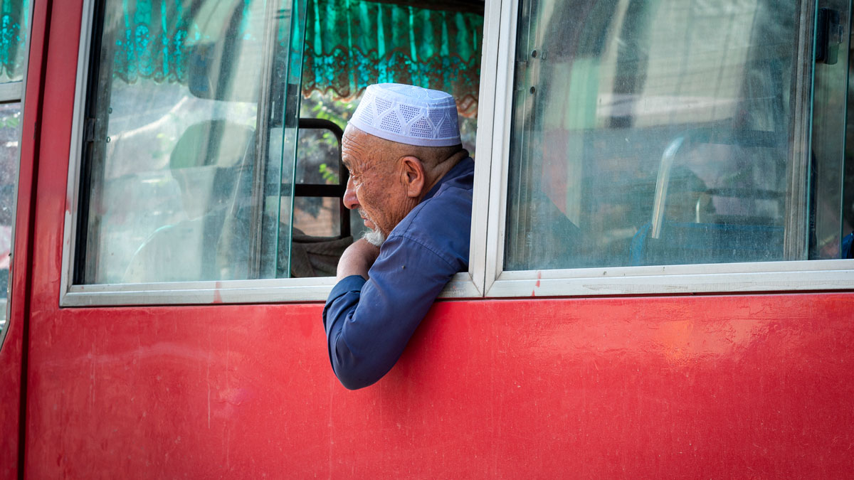 Pray for Muslims in China